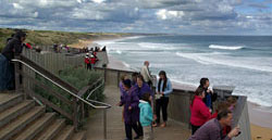 Whale Watching Platform at Logan's Beach, Warrnambool
